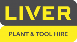 liver plant and tool hire logo